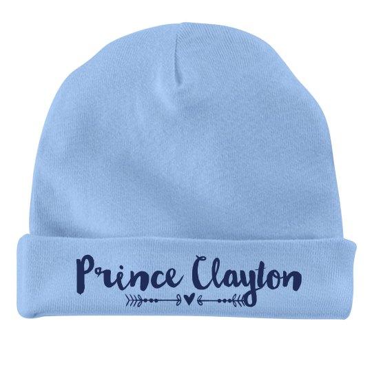 Baby Boy Prince Clayton