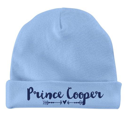 Baby Boy Prince Cooper