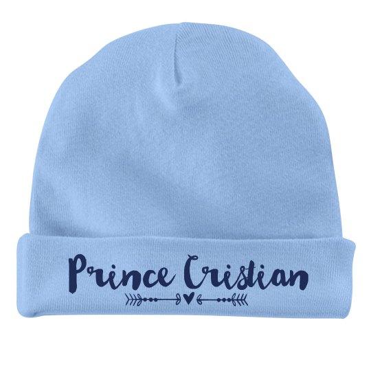 Baby Boy Prince Cristian