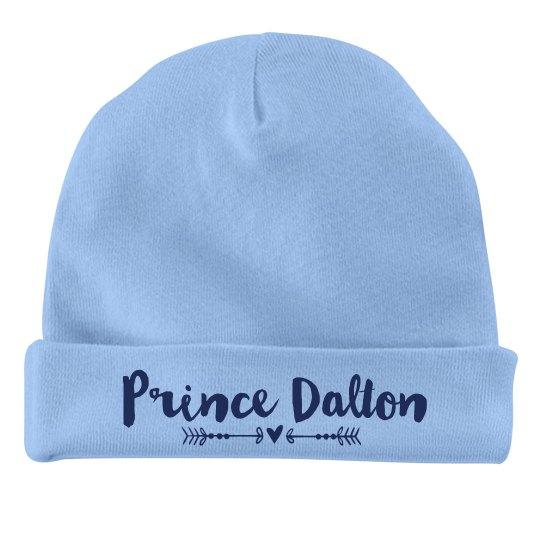 Baby Boy Prince Dalton