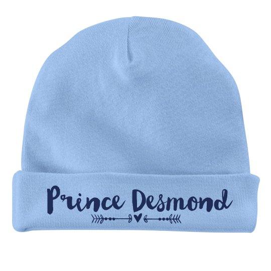 Baby Boy Prince Desmond