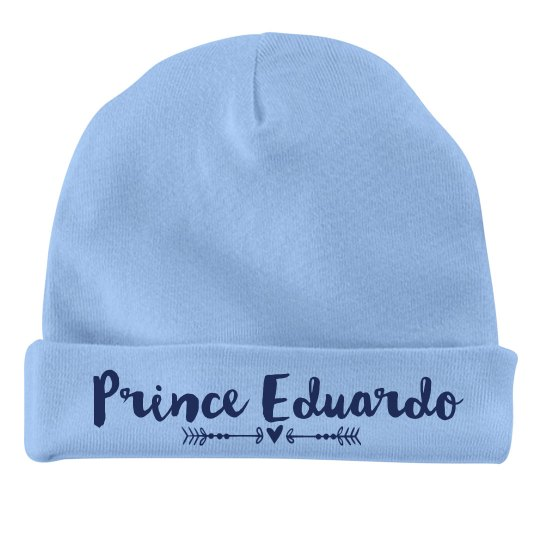 Baby Boy Prince Eduardo