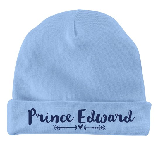 Baby Boy Prince Edward