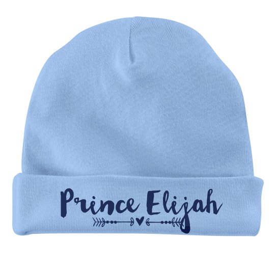Baby Boy Prince Elijah