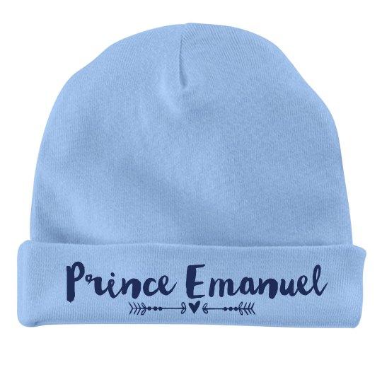 Baby Boy Prince Emanuel