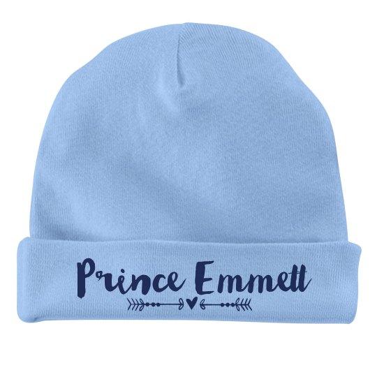 Baby Boy Prince Emmett