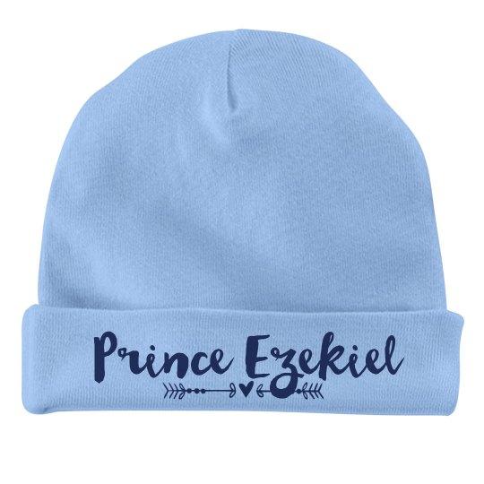 Baby Boy Prince Ezekiel