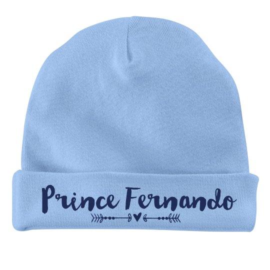 Baby Boy Prince Fernando