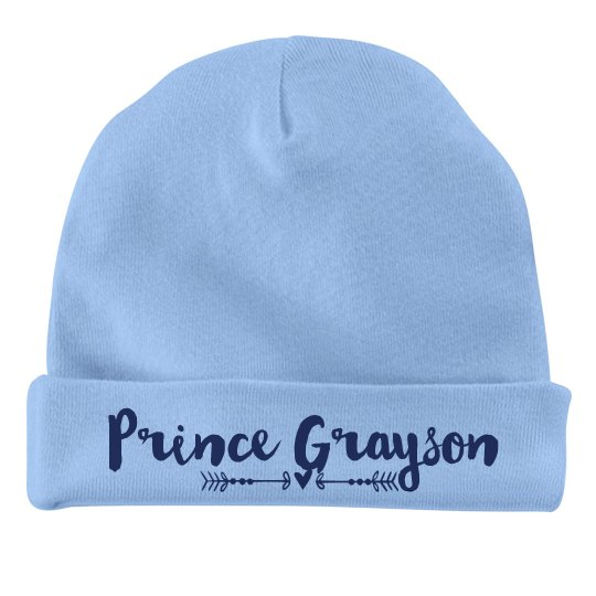 Baby Boy Prince Grayson