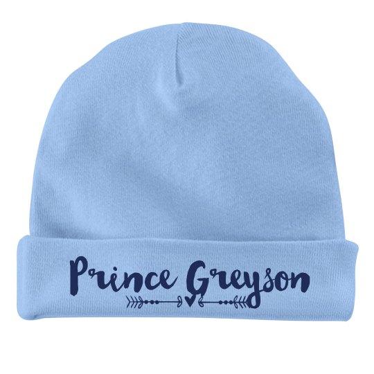 Baby Boy Prince Greyson