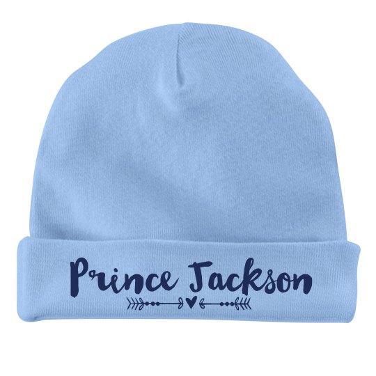 Baby Boy Prince Jackson