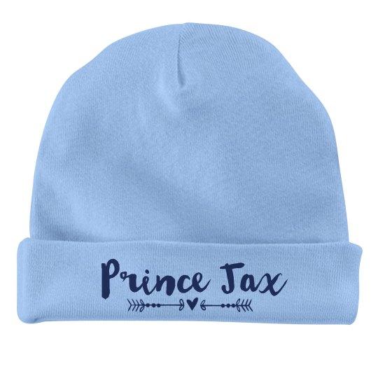 Baby Boy Prince Jax