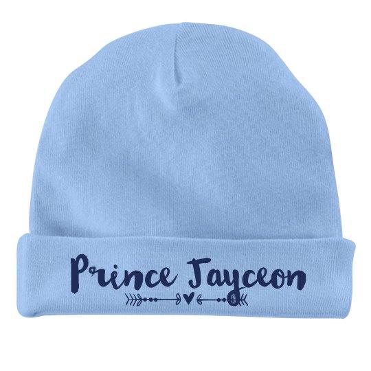 Baby Boy Prince Jayceon