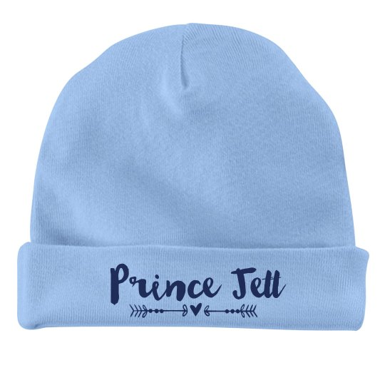 Baby Boy Prince Jett