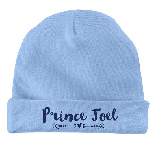 Baby Boy Prince Joel