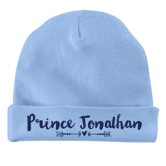 Baby Boy Prince Jonathan