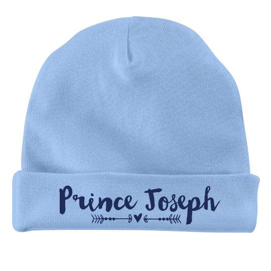Baby Boy Prince Joseph