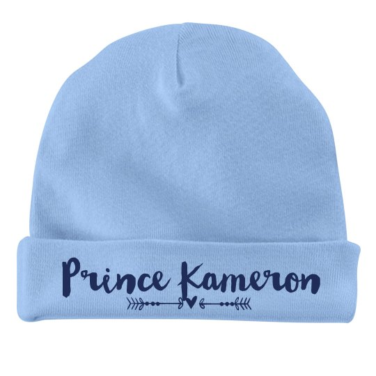 Baby Boy Prince Kameron