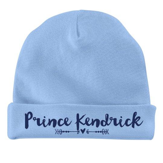 Baby Boy Prince Kendrick