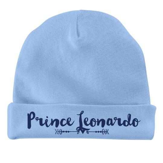 Baby Boy Prince Leonardo