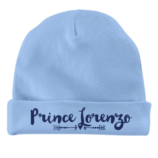 Baby Boy Prince Lorenzo