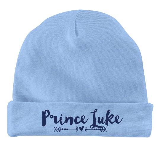 Baby Boy Prince Luke