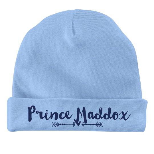 Baby Boy Prince Maddox