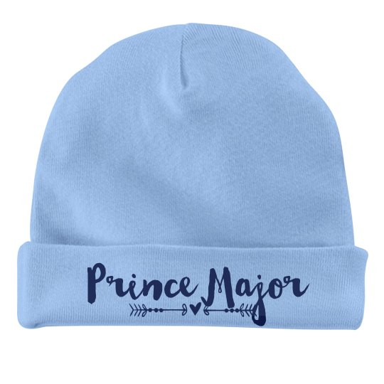 Baby Boy Prince Major