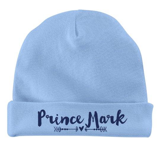 Baby Boy Prince Mark