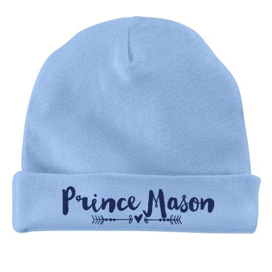 Baby Boy Prince Mason