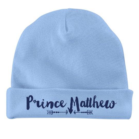 Baby Boy Prince Matthew