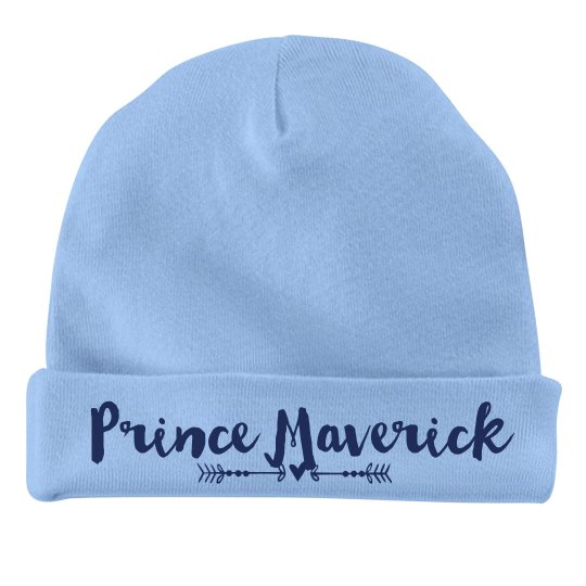 Baby Boy Prince Maverick