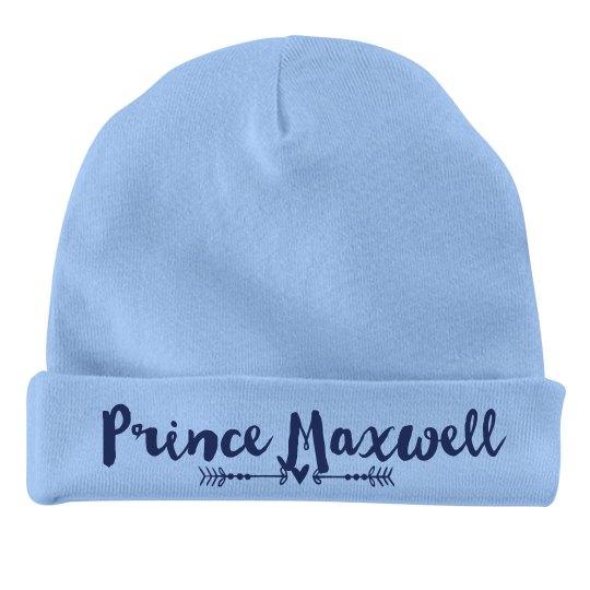 Baby Boy Prince Maxwell