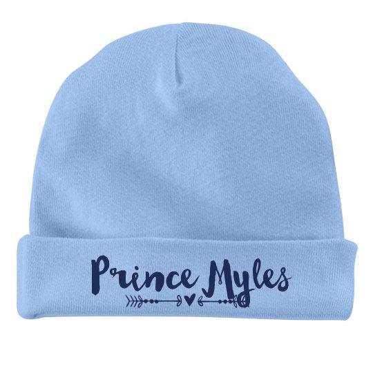 Baby Boy Prince Myles