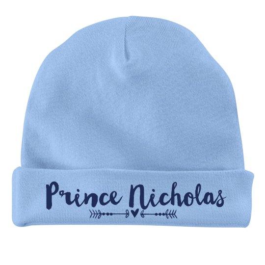 Baby Boy Prince Nicholas