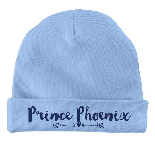 Baby Boy Prince Phoenix