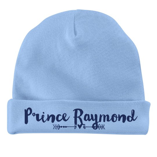 Baby Boy Prince Raymond
