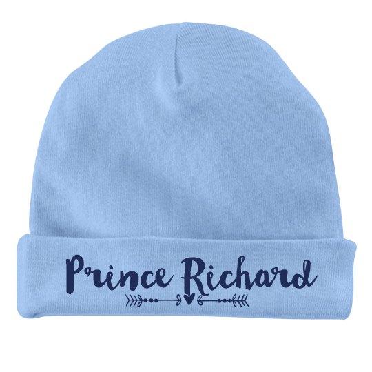 Baby Boy Prince Richard