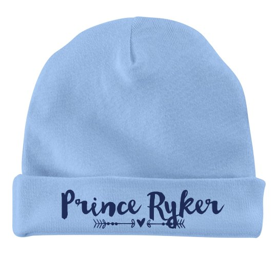 Baby Boy Prince Ryker