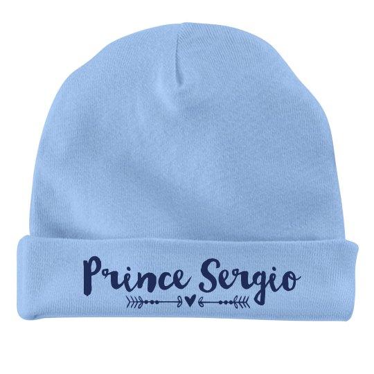 Baby Boy Prince Sergio