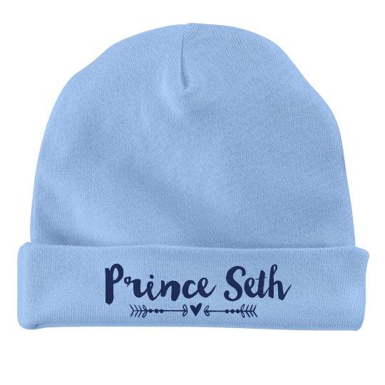 Baby Boy Prince Seth