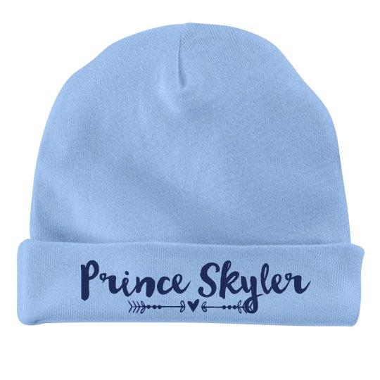 Baby Boy Prince Skyler