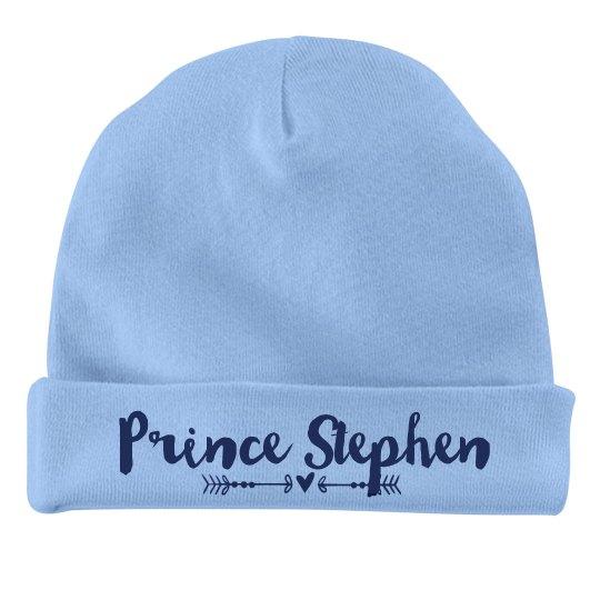 Baby Boy Prince Stephen