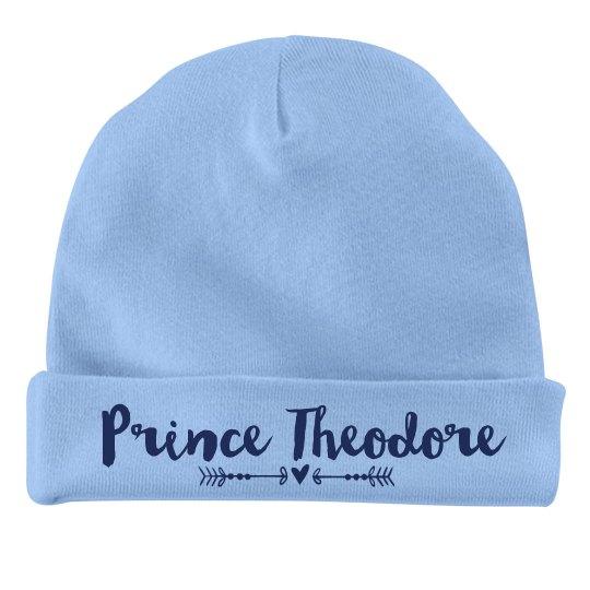 Baby Boy Prince Theodore