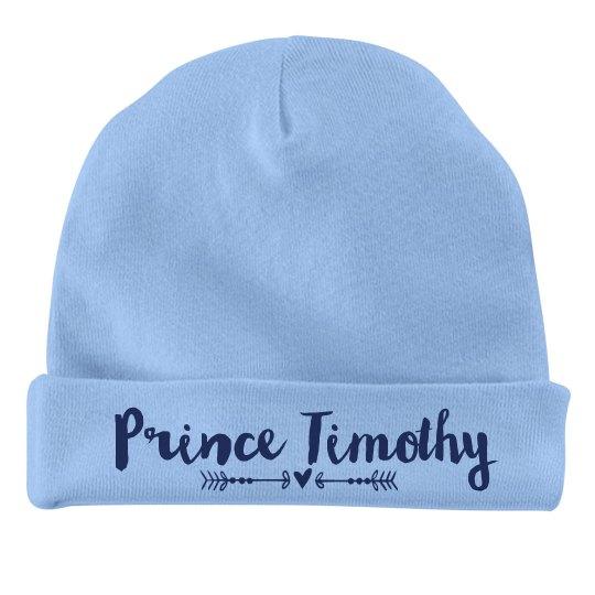 Baby Boy Prince Timothy