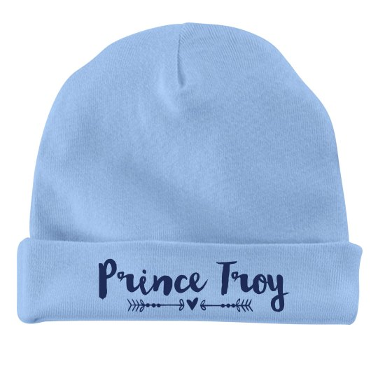 Baby Boy Prince Troy