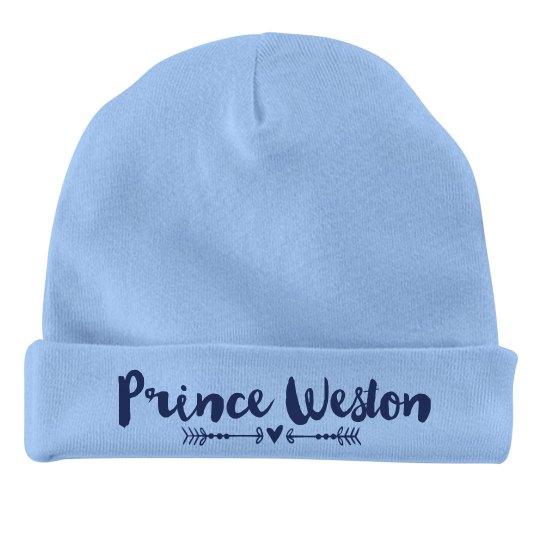 Baby Boy Prince Weston