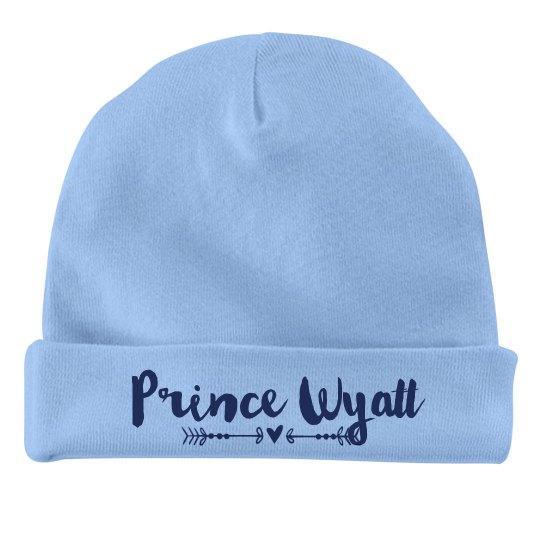Baby Boy Prince Wyatt