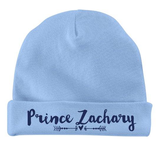 Baby Boy Prince Zachary