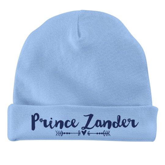 Baby Boy Prince Zander